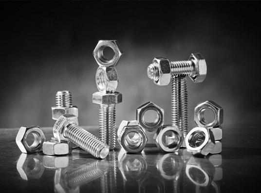 Bolts ,Nuts -(Ms,Ht,Ss), Washers, Couplers, Rods, Foundation Bolts, Pipe Bolt , Giu Bolt